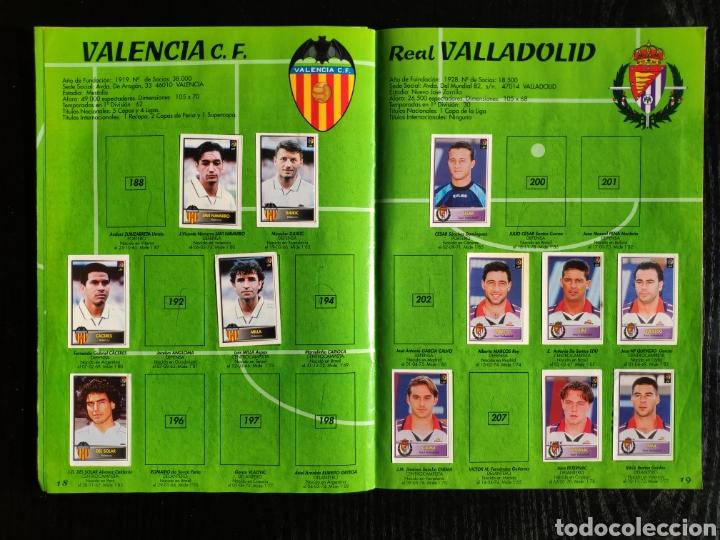 Coleccionismo deportivo: Álbum bollycao incompleto Liga 97-98 - Foto 13 - 233386165