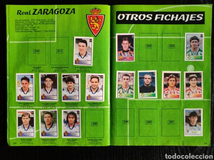 Coleccionismo deportivo: Álbum bollycao incompleto Liga 97-98 - Foto 14 - 233386165