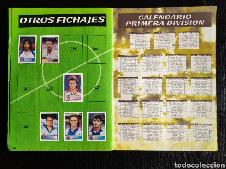 Coleccionismo deportivo: Álbum bollycao incompleto Liga 97-98 - Foto 16 - 233386165