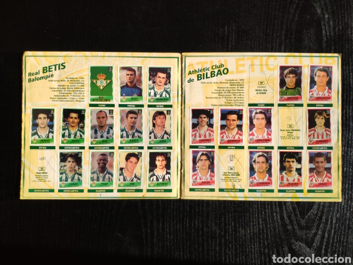 Coleccionismo deportivo: Album bollycao Futbol Liga 96-97 incompleto - Foto 3 - 233386655