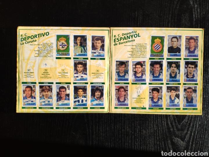 Coleccionismo deportivo: Album bollycao Futbol Liga 96-97 incompleto - Foto 5 - 233386655