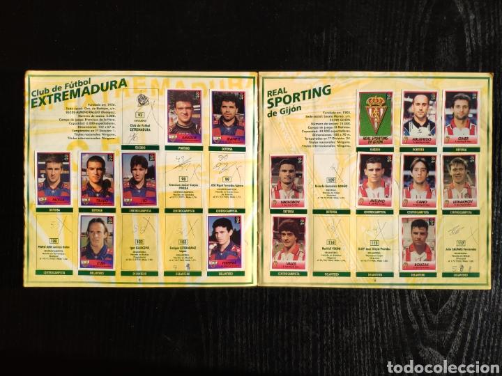 Coleccionismo deportivo: Album bollycao Futbol Liga 96-97 incompleto - Foto 6 - 233386655