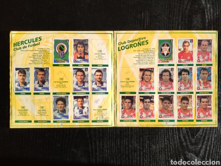 Coleccionismo deportivo: Album bollycao Futbol Liga 96-97 incompleto - Foto 7 - 233386655