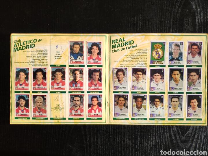Coleccionismo deportivo: Album bollycao Futbol Liga 96-97 incompleto - Foto 8 - 233386655