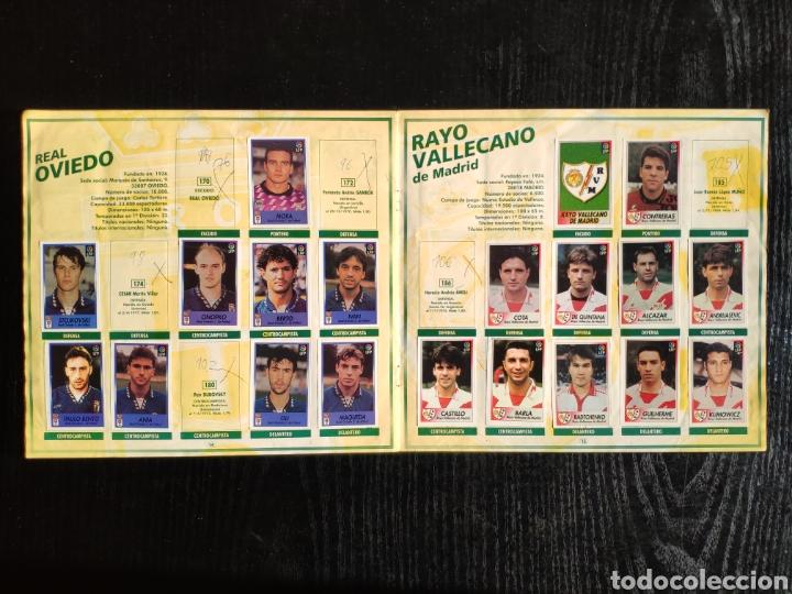 Coleccionismo deportivo: Album bollycao Futbol Liga 96-97 incompleto - Foto 9 - 233386655