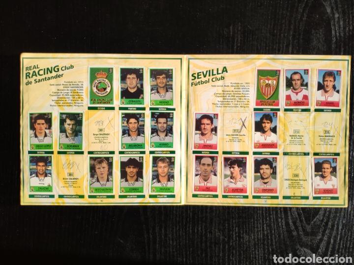 Coleccionismo deportivo: Album bollycao Futbol Liga 96-97 incompleto - Foto 10 - 233386655