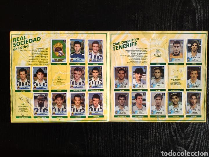 Coleccionismo deportivo: Album bollycao Futbol Liga 96-97 incompleto - Foto 11 - 233386655