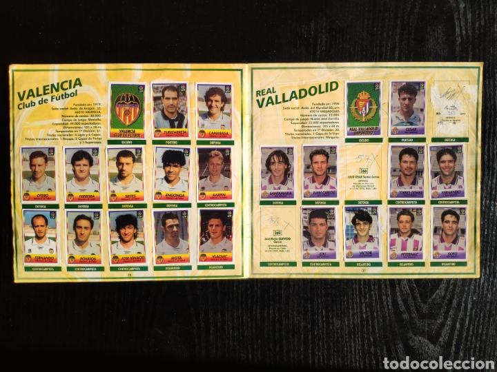 Coleccionismo deportivo: Album bollycao Futbol Liga 96-97 incompleto - Foto 12 - 233386655