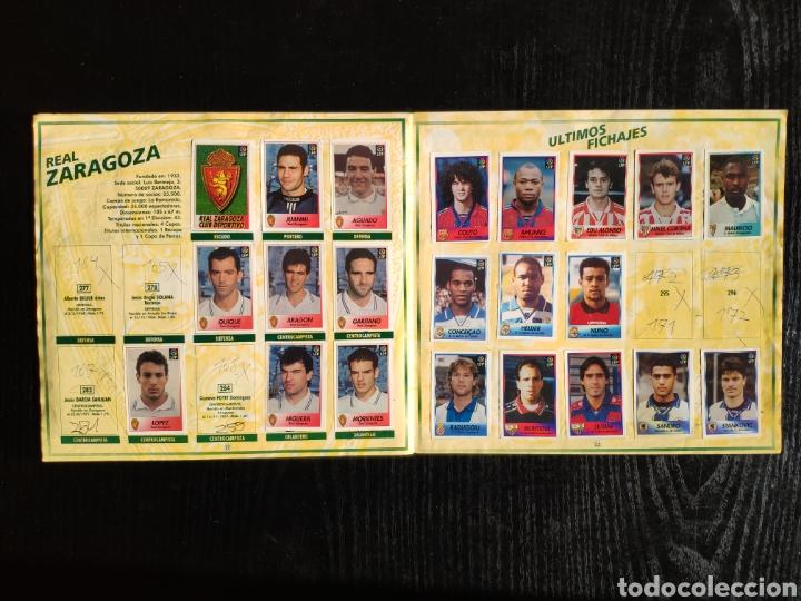 Coleccionismo deportivo: Album bollycao Futbol Liga 96-97 incompleto - Foto 13 - 233386655