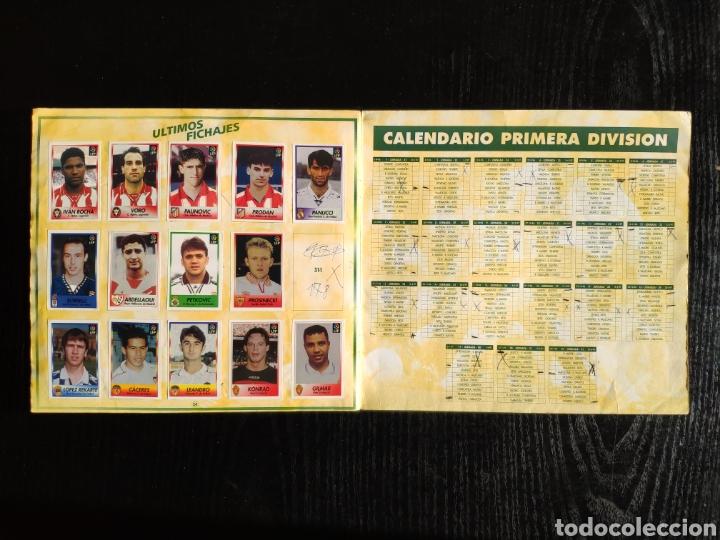 Coleccionismo deportivo: Album bollycao Futbol Liga 96-97 incompleto - Foto 14 - 233386655