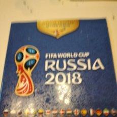 Coleccionismo deportivo: M-4 ALBUM PANINI FIFA WORLD CUP RUSSIA 2018 SIN CROMOS VER FOTOS. Lote 233740695