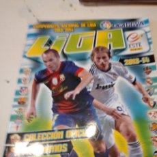 Coleccionismo deportivo: M-4 ALBUM PANINI ESTE 2013 2014 13 14 VER FOTOS PARA ESTADO Y CROMOS. Lote 233741520