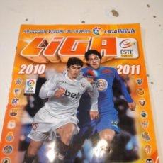 Coleccionismo deportivo: M-4 ALBUM PANINI ESTE 2010 2011 10 11 VER FOTOS PARA ESTADO Y CROMOS. Lote 233743750
