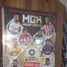 Colecionismo desportivo: ARCHIVADOR MEGACRACK, TEMPORADA 2020/2021, EDITORIAL PANINI (SÓLO SE VENDE EL ARCHIVADOR), VACÍO. Lote 234490135