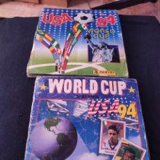 Colecionismo desportivo: USA 94 PANINI, WORLD CUP ( LEER). Lote 234705220