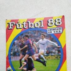 Coleccionismo deportivo: FÚTBOL 88, 1 DIVISIÓN, PANINI ( ÁLBUM INCOMPLETO ). Lote 235379315