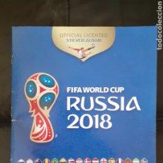 Coleccionismo deportivo: ALBUM MUNDIAL RUSIA 2018. Lote 235427675