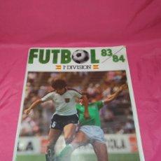 Coleccionismo deportivo: ALBUM FUTBOL 83/84 1ªDIVISION. Lote 235836610