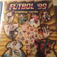 Coleccionismo deportivo: ÁLBUM FÚTBOL 99 PANINI SPORTS. Lote 236218455