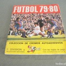 Collectionnisme sportif: FUTBOL 79-80 CROMO CROM. Lote 236562845