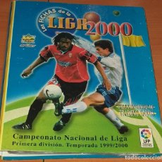 Coleccionismo deportivo: ALBUM CROMOS LAS FICHAS DE LA LIGA 2000 CAMPEONATO NACIONAL DE LIGA TEMPORADA 1999 / 2000. Lote 237082775