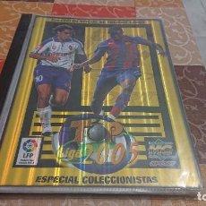 Coleccionismo deportivo: MUNDICROMO TOP LIGA 2005 FALTAN 4 CARDS. Lote 237164055