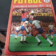 Coleccionismo deportivo: ALBUM RUIZ ROMERO 1977/78 PARA TERMINAR DE COMPLETAR. Lote 237179565