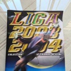 Coleccionismo deportivo: ALBUM DE LA LIGA - 03 04 2003 2005 - EDICIONES ESTE - LEER DESCRIPCION. Lote 237891260