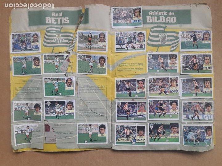 Coleccionismo deportivo: ALBUM CROMOS LIGA FÚTBOL 1984 1985 LIGA ESTE 84 85 - Foto 3 - 240485090