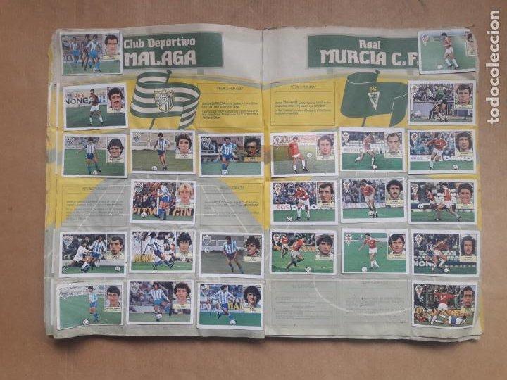 Coleccionismo deportivo: ALBUM CROMOS LIGA FÚTBOL 1984 1985 LIGA ESTE 84 85 - Foto 7 - 240485090