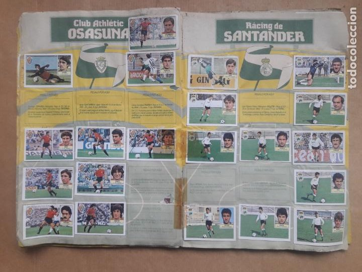 Coleccionismo deportivo: ALBUM CROMOS LIGA FÚTBOL 1984 1985 LIGA ESTE 84 85 - Foto 9 - 240485090