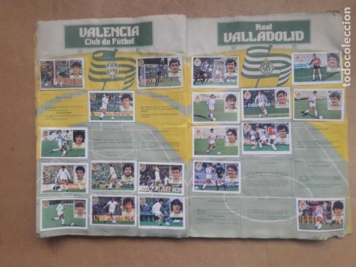 Coleccionismo deportivo: ALBUM CROMOS LIGA FÚTBOL 1984 1985 LIGA ESTE 84 85 - Foto 11 - 240485090