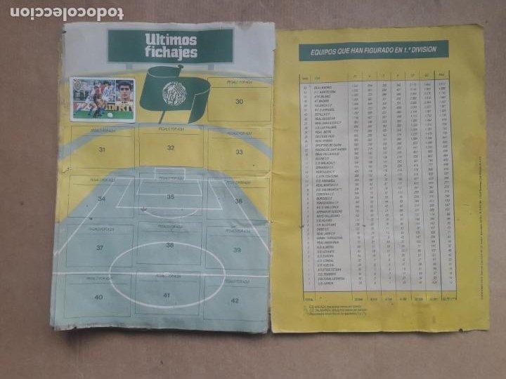Coleccionismo deportivo: ALBUM CROMOS LIGA FÚTBOL 1984 1985 LIGA ESTE 84 85 - Foto 14 - 240485090