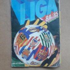 Coleccionismo deportivo: ALBUM CROMOS LIGA FÚTBOL 1984 1985 LIGA ESTE 84 85. Lote 240485090