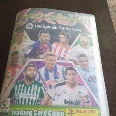 Coleccionismo deportivo: ALBUM ARCHIVADOR ADRENALYN 2019-20 CON 493 CARDS SIN REPETIR. Lote 242159010