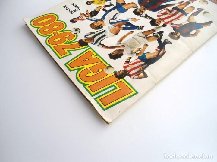 Coleccionismo deportivo: LIGA 1979 79-80 - ED. ESTE - ALBUM DE CROMOS LIGA FUTBOL 1ª DIVISION - MUY BUEN ESTADO MUY COMPLETO - Foto 3 - 242815645