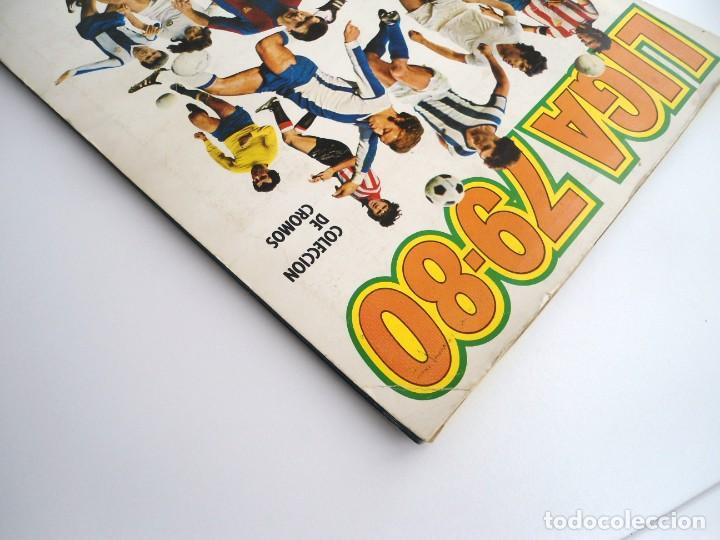 Coleccionismo deportivo: LIGA 1979 79-80 - ED. ESTE - ALBUM DE CROMOS LIGA FUTBOL 1ª DIVISION - MUY BUEN ESTADO MUY COMPLETO - Foto 4 - 242815645