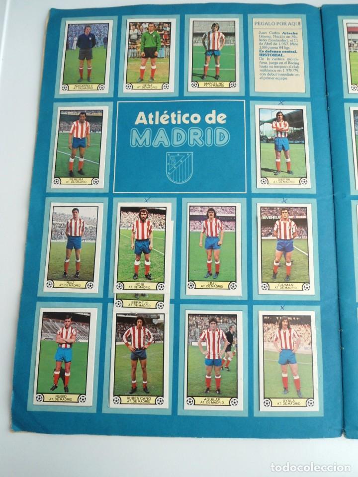 Coleccionismo deportivo: LIGA 1979 79-80 - ED. ESTE - ALBUM DE CROMOS LIGA FUTBOL 1ª DIVISION - MUY BUEN ESTADO MUY COMPLETO - Foto 9 - 242815645