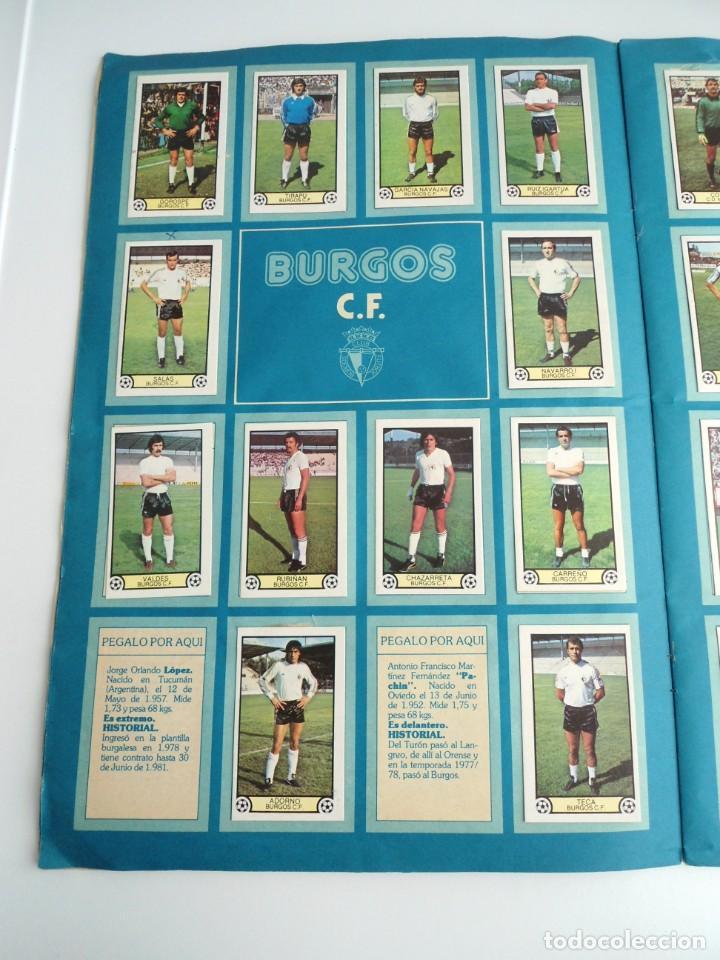 Coleccionismo deportivo: LIGA 1979 79-80 - ED. ESTE - ALBUM DE CROMOS LIGA FUTBOL 1ª DIVISION - MUY BUEN ESTADO MUY COMPLETO - Foto 11 - 242815645