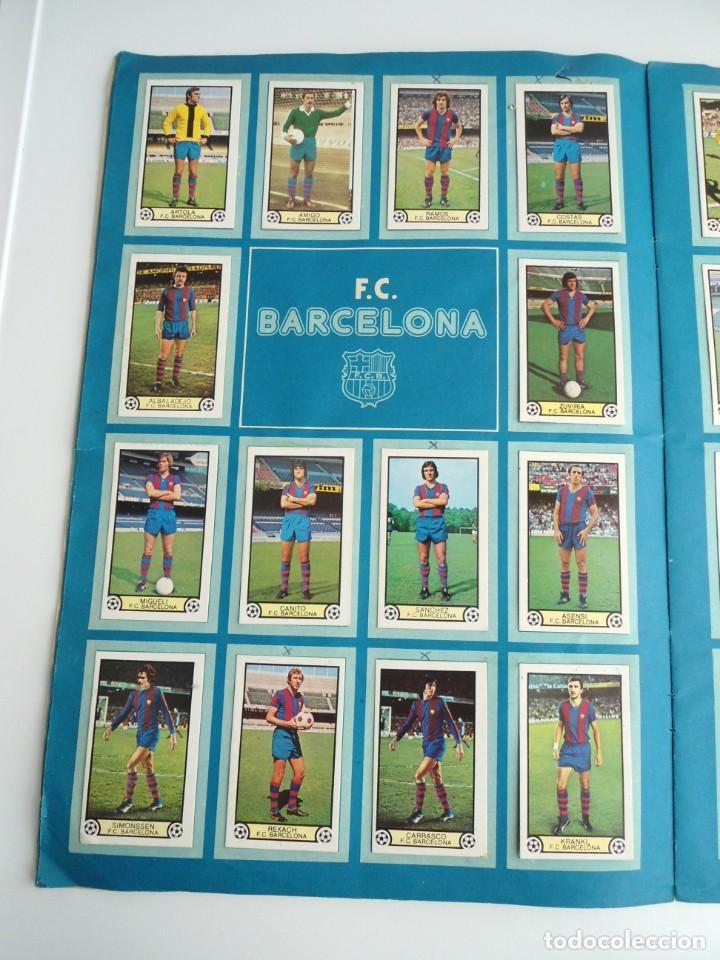 Coleccionismo deportivo: LIGA 1979 79-80 - ED. ESTE - ALBUM DE CROMOS LIGA FUTBOL 1ª DIVISION - MUY BUEN ESTADO MUY COMPLETO - Foto 13 - 242815645