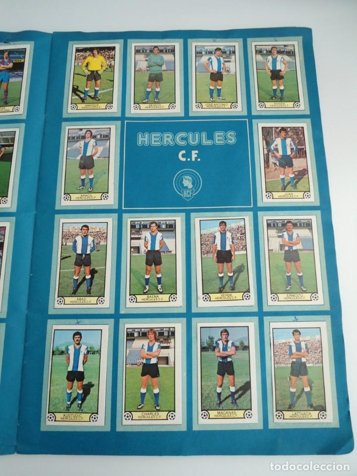 Coleccionismo deportivo: LIGA 1979 79-80 - ED. ESTE - ALBUM DE CROMOS LIGA FUTBOL 1ª DIVISION - MUY BUEN ESTADO MUY COMPLETO - Foto 15 - 242815645