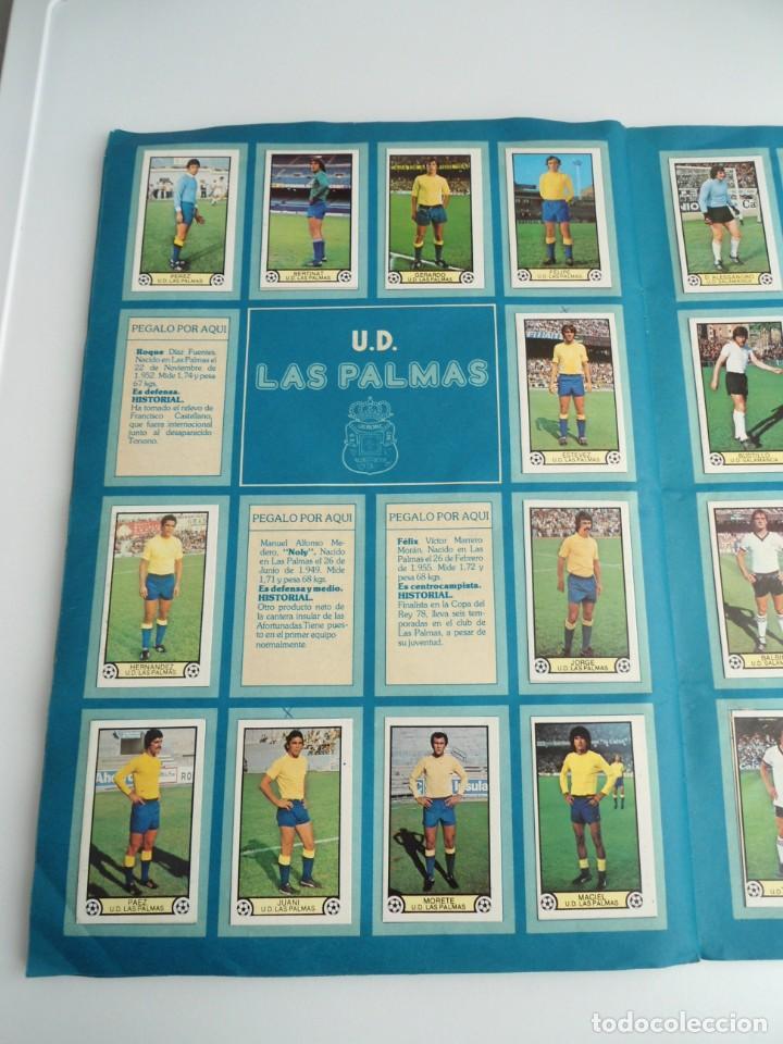 Coleccionismo deportivo: LIGA 1979 79-80 - ED. ESTE - ALBUM DE CROMOS LIGA FUTBOL 1ª DIVISION - MUY BUEN ESTADO MUY COMPLETO - Foto 26 - 242815645
