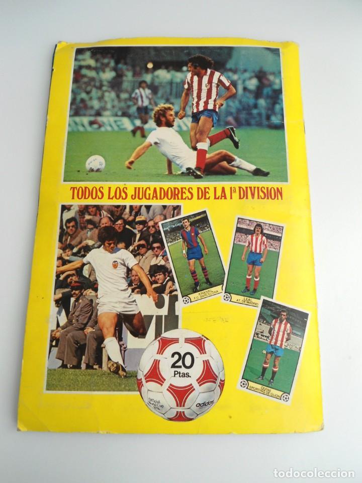 Coleccionismo deportivo: LIGA 1979 79-80 - ED. ESTE - ALBUM DE CROMOS LIGA FUTBOL 1ª DIVISION - MUY BUEN ESTADO MUY COMPLETO - Foto 34 - 242815645