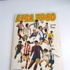 Coleccionismo deportivo: LIGA 1979 79-80 - ED. ESTE - ALBUM DE CROMOS LIGA FUTBOL 1ª DIVISION - MUY BUEN ESTADO MUY COMPLETO. Lote 242815645