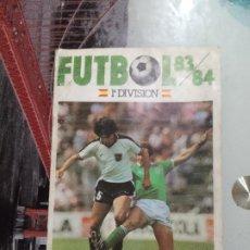 Coleccionismo deportivo: ALBUM CROMOS CANO 83 84 CROMO FUTBOL LIGA 1983 1984 - VACIO CROMOS DESPEGADOS. Lote 244708155