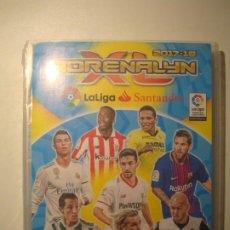 Coleccionismo deportivo: ALBUM ADRENALYN XL 2017-2018. 17-18. PANINI. FUTBOL. CARDS. 206 CROMOS DISTINTOS. VER LAS FOTOS.. Lote 244748440