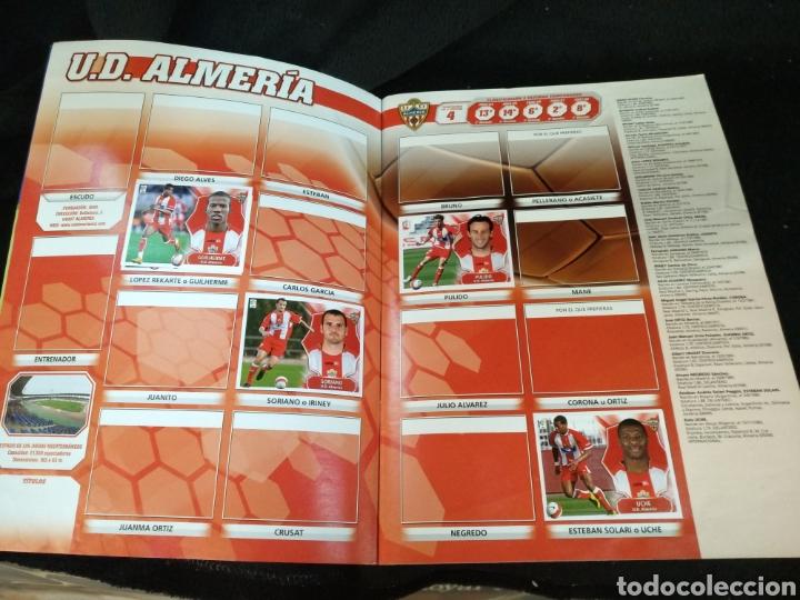 Coleccionismo deportivo: Álbum liga 2008-2009, incompleto - Foto 3 - 245949260