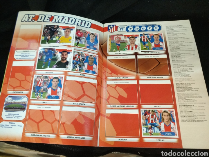 Coleccionismo deportivo: Álbum liga 2008-2009, incompleto - Foto 5 - 245949260
