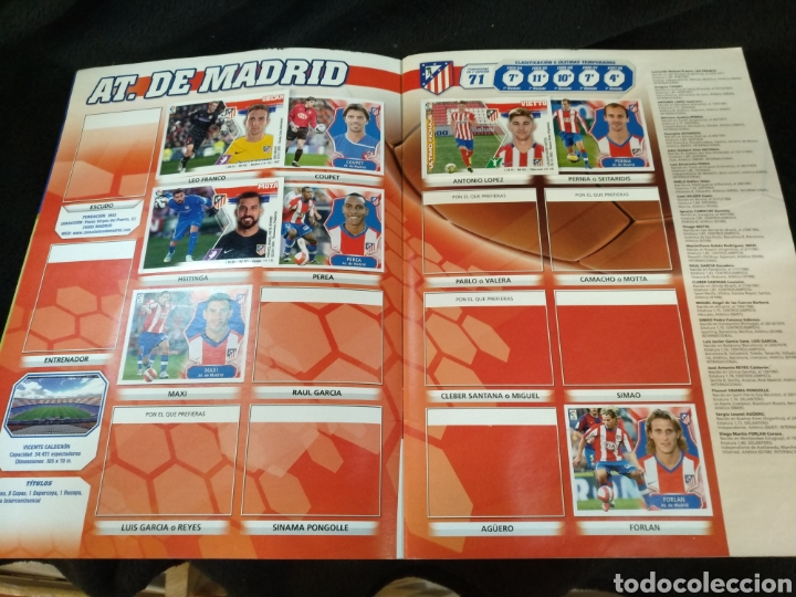 Coleccionismo deportivo: Álbum liga 2008-2009, incompleto - Foto 6 - 245949260
