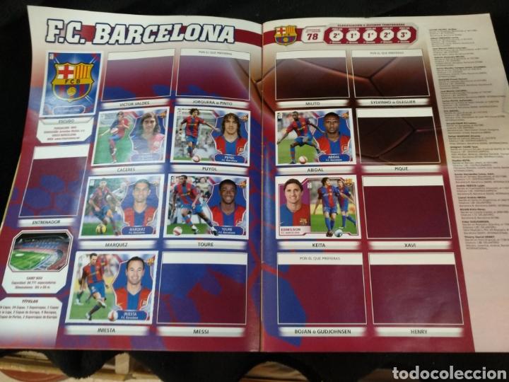 Coleccionismo deportivo: Álbum liga 2008-2009, incompleto - Foto 7 - 245949260